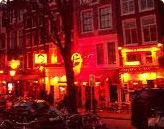 Amsterdam apartments Red light district info