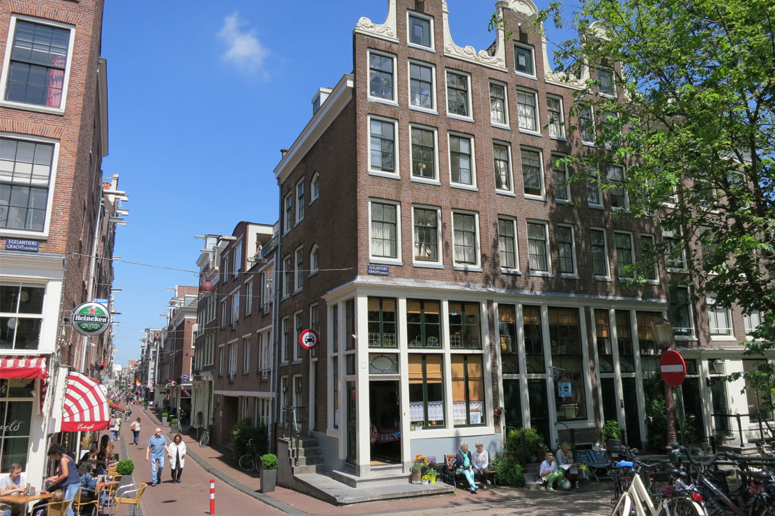 Local Jordaan living